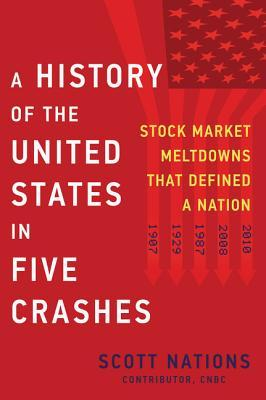 history of us in 5 crashes